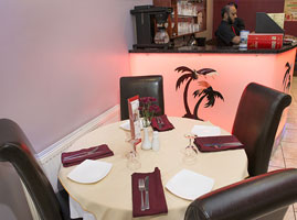 Taste of Paradise Indian Cuisine